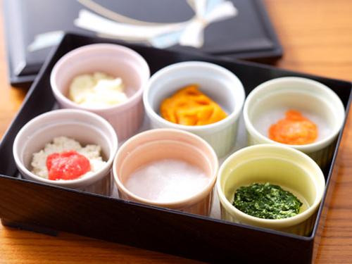 phương pháp ăn dặm kiểu Nhật