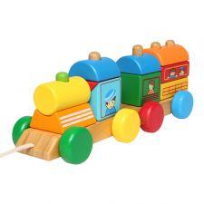 Đồ chơi trẻ em - Khối hình gỗ