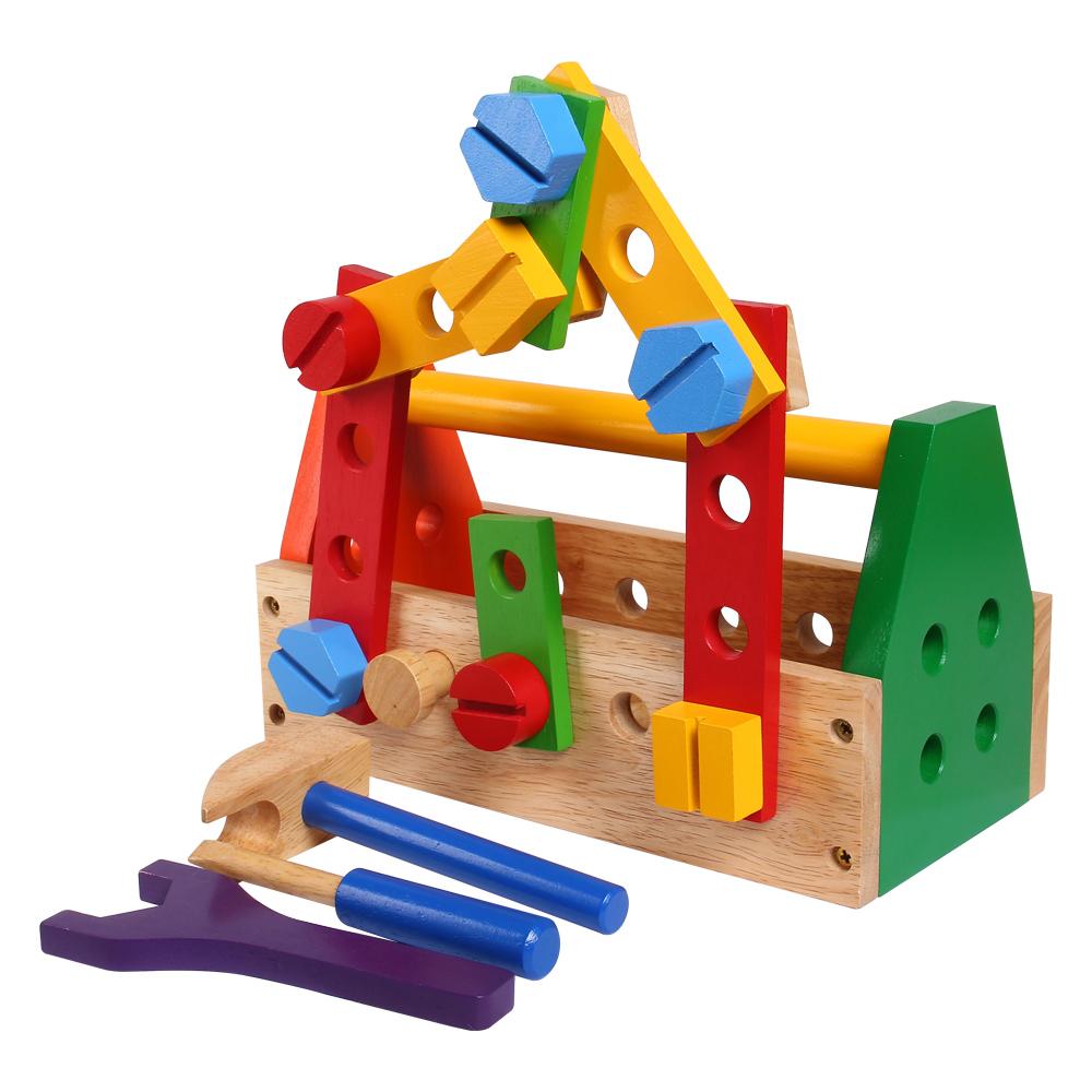 Đồ chơi lắp ráp thông minh cho trẻ