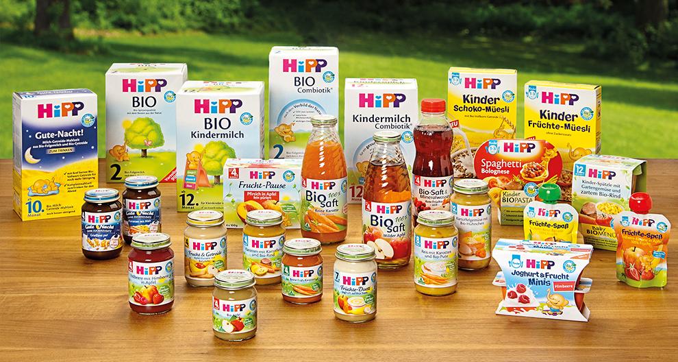 HiPP - Uy tín đến từ Đức
