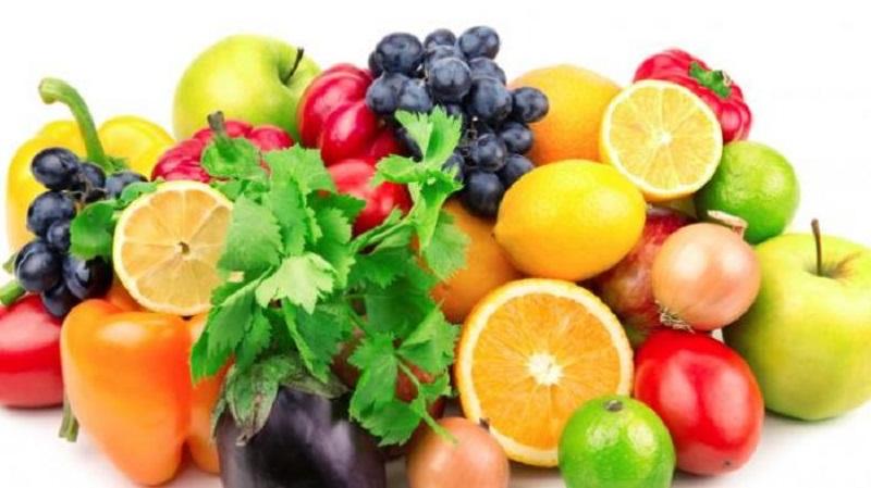 Trái cây màu vàng rất giàu vitamin C