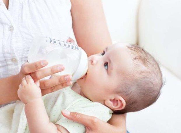Sữa công thức tốt cho bé