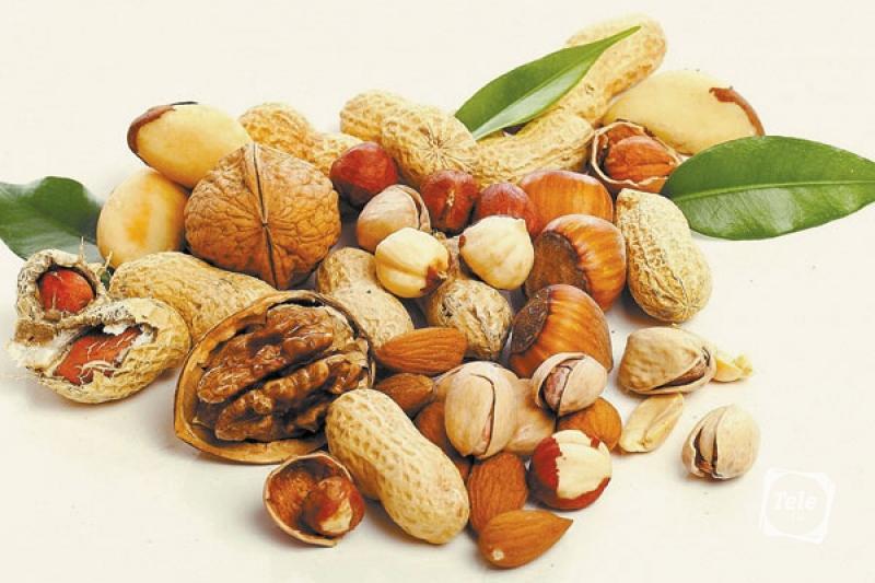 """Các loại hạt được xe là """"thần dược"""" đối với mẹ bầu!"""