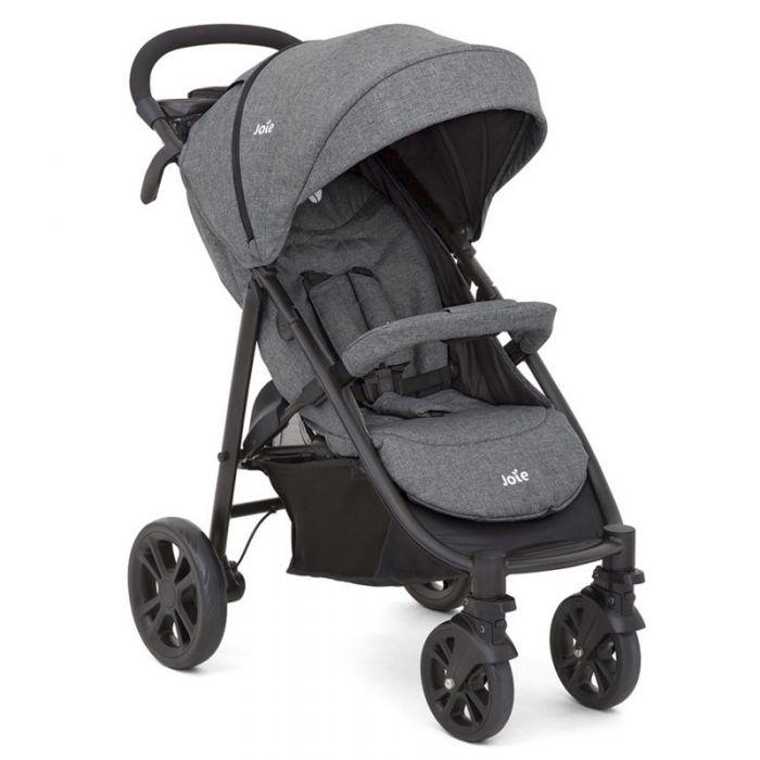 Xe đẩy đảm bảo an toàn tuyệt đối cho bé